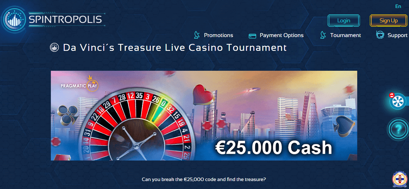 avis casino spintropolis